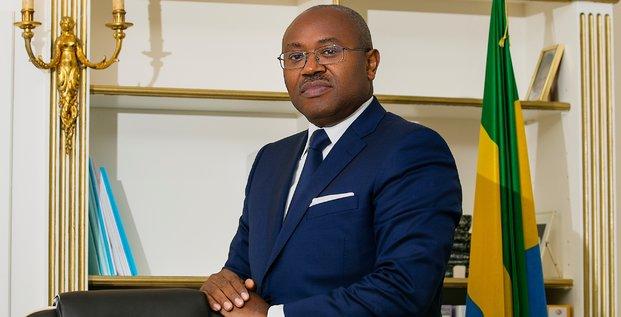 Jean-Fidèle Otandault, ministre d'Etat en charge du Budget et des Comptes publics