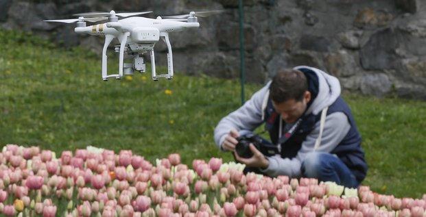 L'ue veut mieux reglementer l'utilisation des drones civils