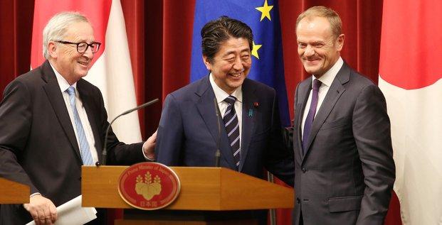 accord libre échange UE Japon