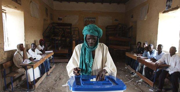 Mali élections