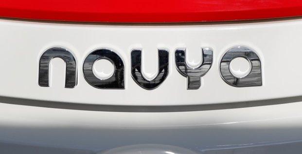 Navya, leader du vehicule autonome, prepare son entree en bourse
