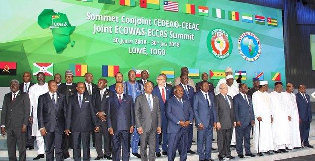 Sommet CEDEAO-CEEAC