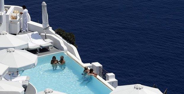 La grece renoue avec la croissance grace au tourisme