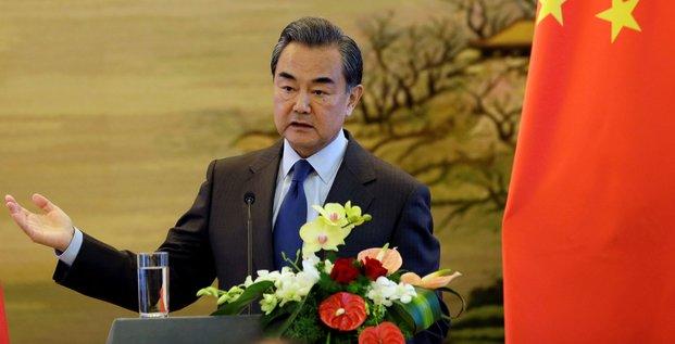 Wang Yi, Chine, Pékin, France, ministre des Affaires étrangères, Jean-Marc Ayrault, protectionnisme, commerce, réciprocité, investissements étrangers,