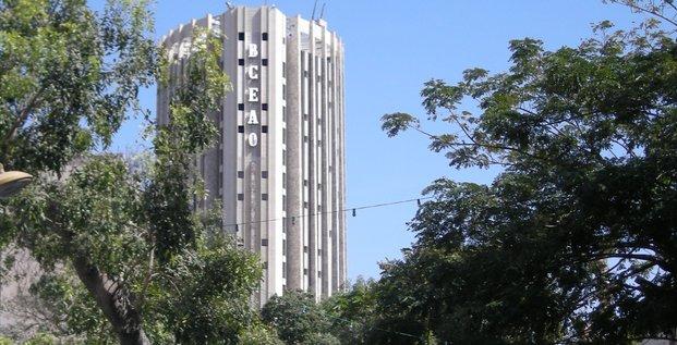 BCEAO Dakar siège