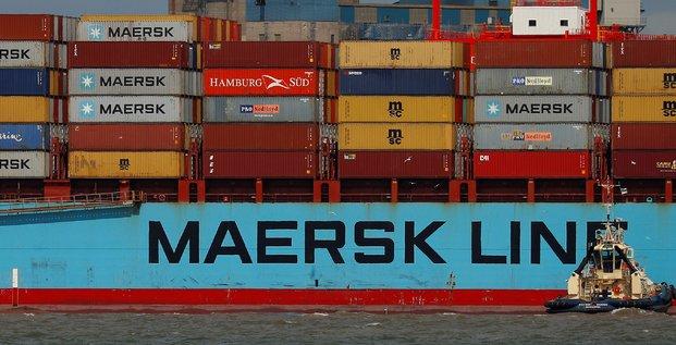 Maersk scinde son activite forage, cede ses parts dans total