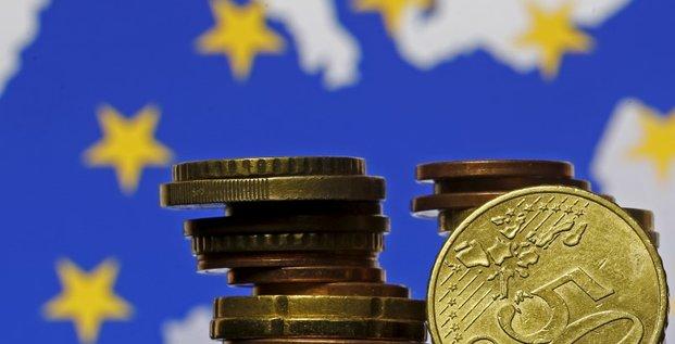 Zone euro: la croissance du credit reste au plus haut depuis 2009