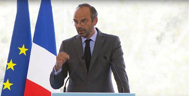 Edouard Philippe, Université du Medef