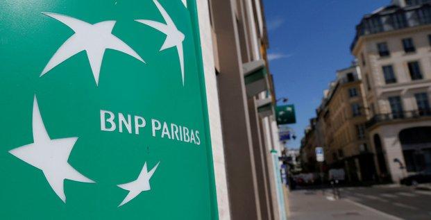 Usa: amende de 90 millions de dollars pour bnp paribas