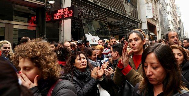 Argentine, crise du peso