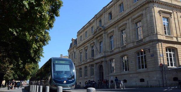 Université de Bordeaux, Pey-Berland