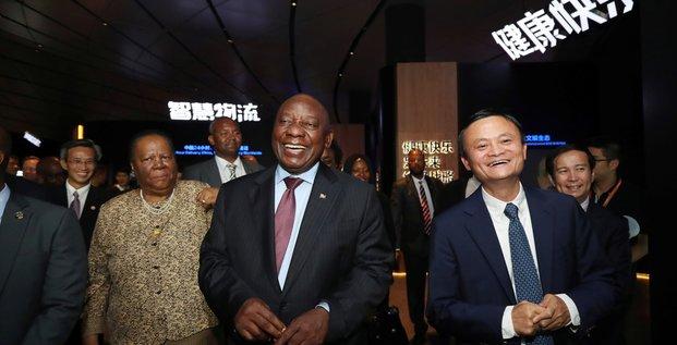 Rampahosa Jack Ma