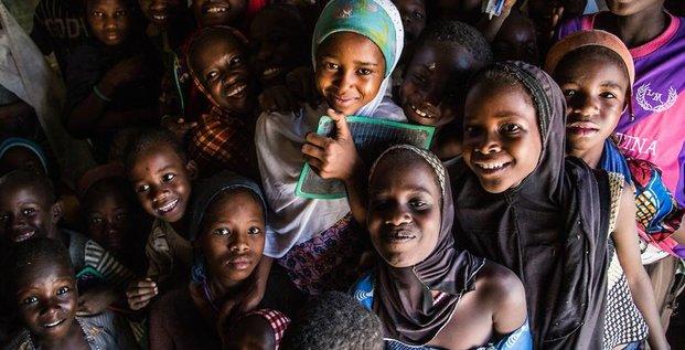 enfants population niger démographie UNICEF
