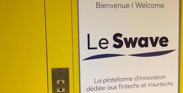incubateur Le Swave Fintech La Défense