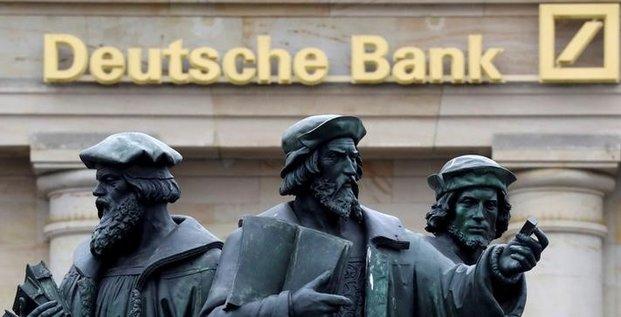 Deutsche bank a transfere sa compensation en euro a francfort