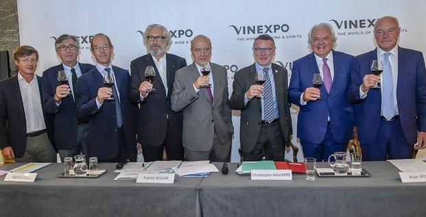 Vinexpo 2019 annonce plan stratégique
