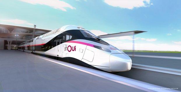 TGV, Alstom, inOui, SNCF,