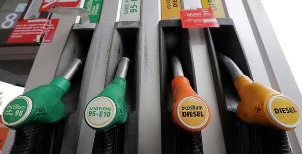 L'essence bien partie pour supplanter le diesel en france en 2017