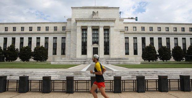 La fed releve les taux, sa politique n'est plus accommodante