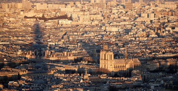 Rpt-l'immobilier parisien le moins abordable d'europe continentale