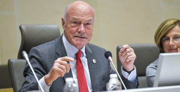Alain Rousset, président, Conseil régional de Nouvelle-Aquitaine