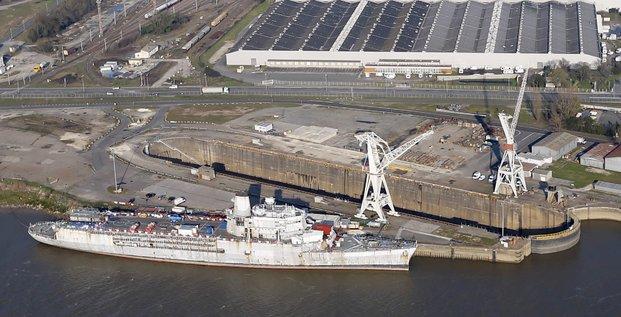 Le port de bordeaux pourrait passer sous pavillon regional