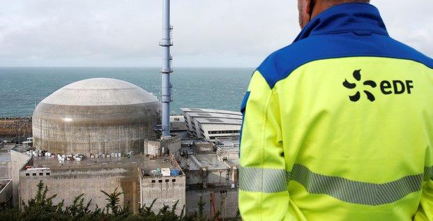 EPR Flamanville, EDF, nucléaire