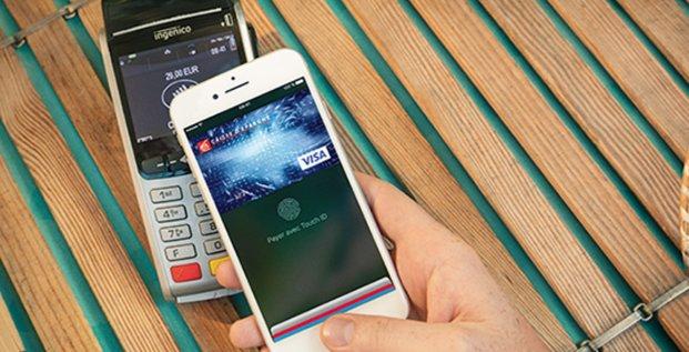 Apple Pay paiement mobile Caisse d'Epargne