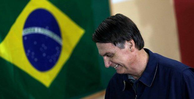 La vague bolsonaro atteint aussi le parlement bresilien