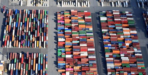 Allemagne: baisse inattendue des exportations en aout