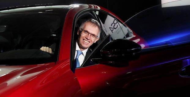 Carlos Tavares, PSA, Peugeot