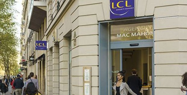 LCL agence