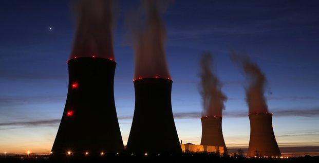 Nucléaire, centrale, Dampierre,