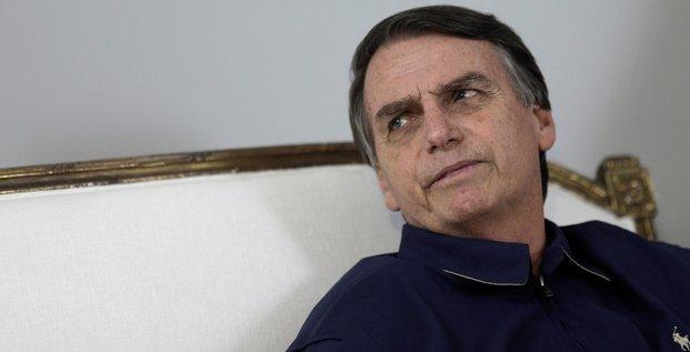 Bolsonaro recule dans les intentions de vote