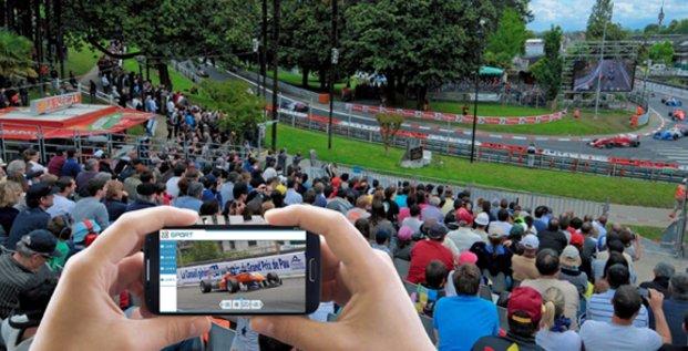 Vogo est spécialiste de la diffusion de contenus live et mobiles dans les stades, lors d'événements sportifs et culturels