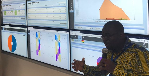 Ghana plateforme télécoms et data