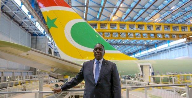 Macky Sall Air Sénégal