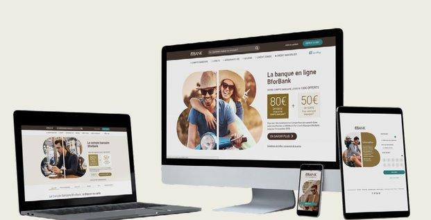 BforBank Crédit Agricole banque en ligne