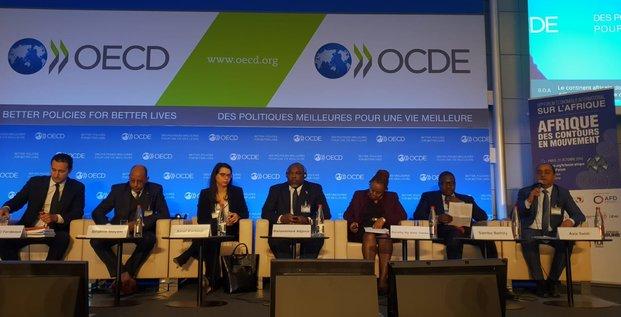 Panel OCDE aziz saidi