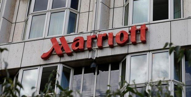 Marriott international, a suivre a wall street