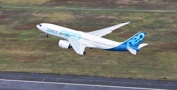 airbus A330 800