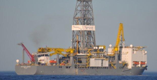 pétrole gaz exploration offshore