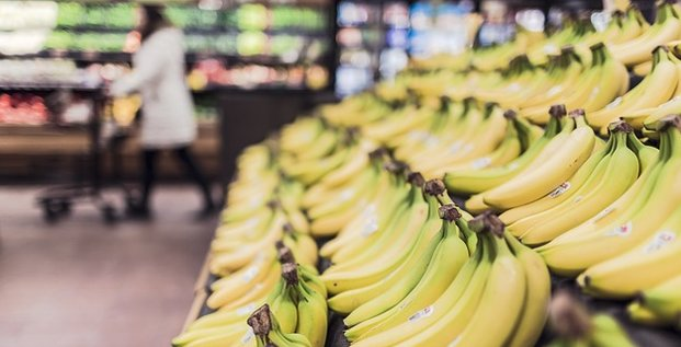 supermarché fruits et légumes gaspillage alimentaire