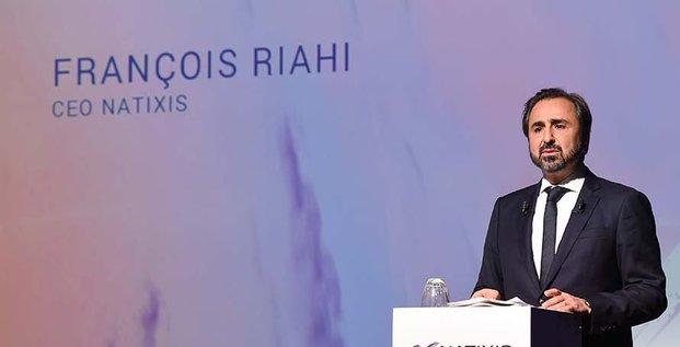 Natixis François Riahi