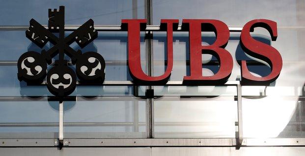 Amende de 3,7 milliards d'euros requise contre ubs