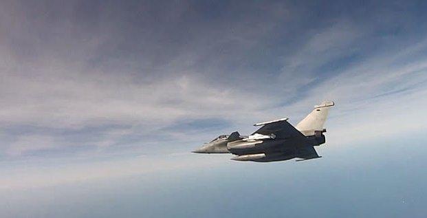 Rafale Dassault Aviation missile air-air MICA MBDA