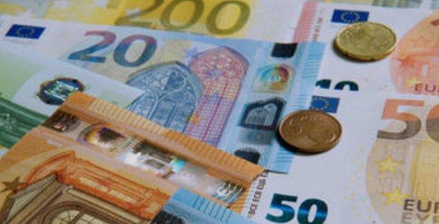 Billet pièces cash espèces