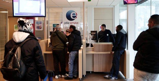 Pôle emploi, chômage, travail, Aubervilliers