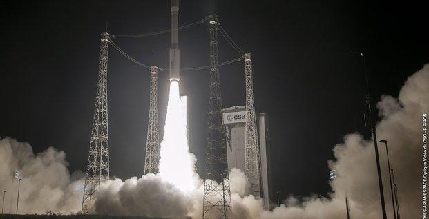 VEGA vol 13 Arianespace