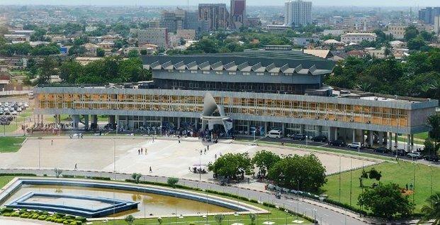 Assemblée nationale Togo Palais congrès Lomé